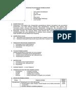 RPP-Kerja proyek