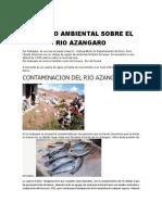 Impacto Ambiental Sobre El Rio Azangaro