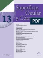 Revista Superfície Ocular y Córnea Nº 13
