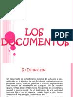 los documentos.pptx