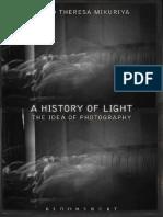 A History of Light_ the Idea of - Junko Theresa Mikuriya