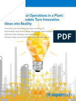 Three Essential Operations in Plant