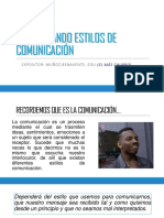 IDENTIFICANDO ESTILOS DE COMUNICACIÓN.pptx