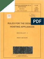 FEM Booklet 1