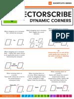 VectorScribe v3 Astute Graphics Shortcuts
