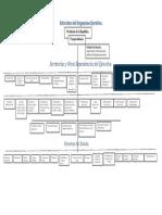 Estructura Del Organismo Ejecutivo