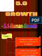 5.1 Human Growth.ppt