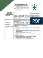 8.5.2.1 SOP Inventarisasi Pengelolaan Penyimpanan Bahan Berbahaya