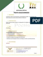 Antologia - Poeta Selecionado_ Editora Lino Books