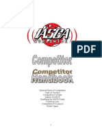2018 Competitor Handbook New Full Page