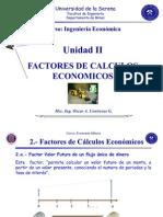 2 Factores de Calculos cos