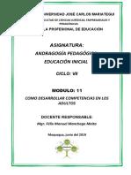 MODULO 11_Andragogía Pedagógica_Ed Inicial_Desarrollo de competencias.doc