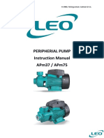 Leo Apm Manual Instruction