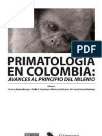 Libro Primatologia Colombia Digital