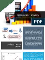 Costo Marginal de Capital 2