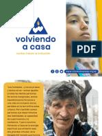 Fundación Volviendo a Casa 2019