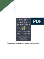 Hatha Yoga Pradipika Introduccion Por Iyengar