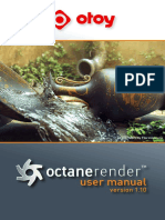 Octane Render User Manual | Graphics Processing Unit | Rendering