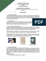 Vía intravenosa - vía intradérmica.docx