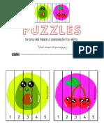 Puzzles Frutas