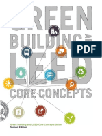 Green Building and LEED Core Concepts 2E