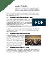 La contaminacion radioactia.doc