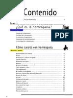 Larousse de La Homeopatía