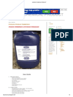 AURUM CHEMICAL PRODUCT