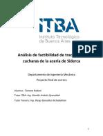 Proyecto Final - Tamara Rodoni - Tracking Cucharas