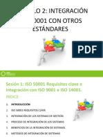 ISO 50001 comparado otros estándares