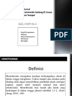 PENATALAKSANAAN HEMOTORAKS JURNAL.pptx