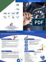 Engineering Services  - Brochure