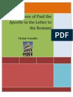 Purpose of Romans