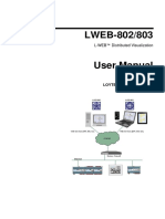 LWEB-802_803 User Manual