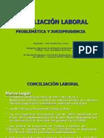 Conci.laboral -Problematica y Jurisprudencia