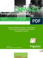 Electrical Distribution Design - 040719
