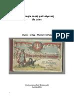 Antologia poezji patriotycznej dla dzieci