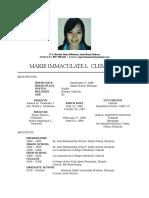 Resume 062419