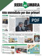 Rassegna stampa dell'Umbria martedì16 luglio 2019 UjTV News24 LIVE