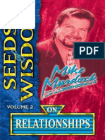 Seeds of Wisdom on Relationship - Mike Murdock