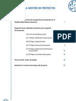 Directrices para la gestión de proyectos