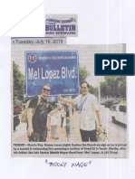 Manila Bulletin, July 16, 2019, Tribute Manila Rep. Manny Lopez.pdf