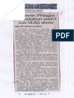 Manila Standard, July 16, 2019, Duterte Phisgoc Foundation wont run SEAG show.pdf
