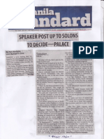 Manila Standard, July 16, 2019, Speaker post up to solons to decide-Palace.pdf