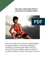 PsySpeaks Blog - Exercise for Back Aches-2
