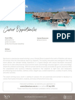 Job Maldives 16 July 19