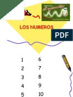 Presentación Ludoteca - Números