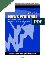 News Profiteer - Henry Liu
