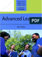 Advanced Learners [Resource Books for Teachers]-MANTESH