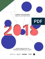 Logistik Und Immobilien 2018 Studie